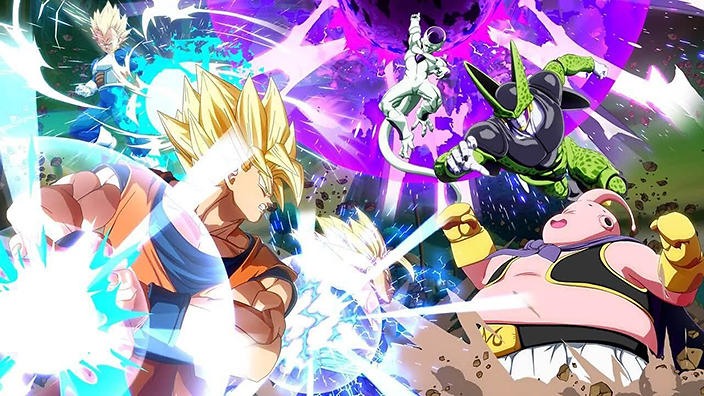 dragon ball fighterz is the most faithful dbz fighting game ever