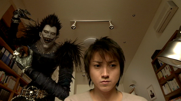 5 times Death Note gifs related to your life | SBS PopAsia