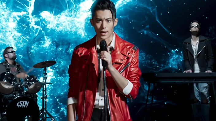 WATCH: Dylan Wang's solo music video for 'Meteor Garden 2018