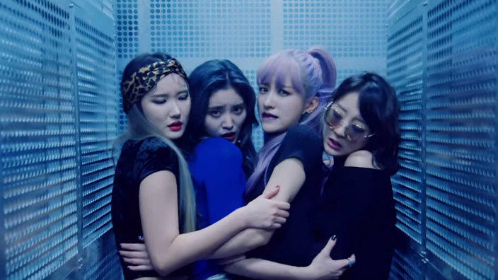 Image result for exid 4 members
