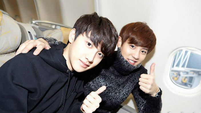 LISTEN: EXO's Chanyeol & D.O cover Justin Bieber's 'Love