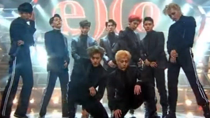 VIDEO: EXO wins the #1 trophy on 'M! Countdown' with