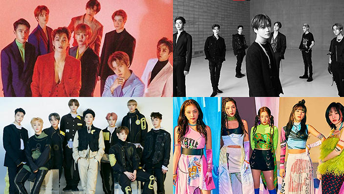 SM Entertainment reveal plans for 2019 & 2020 | SBS PopAsia