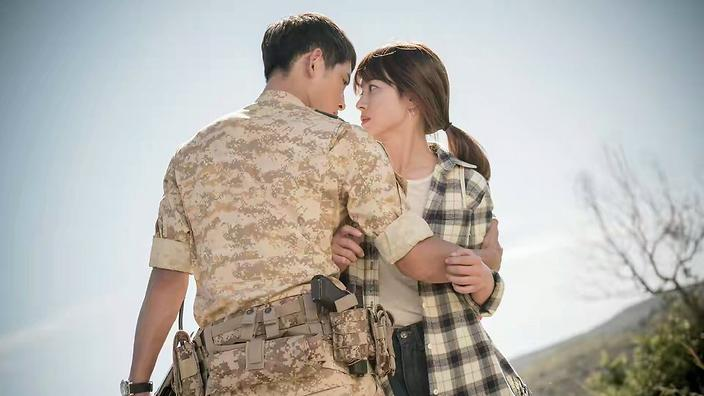 7 of the most heart-throbbing Song-Song couple moments in 'Descendants of the Sun' | SBS PopAsia
