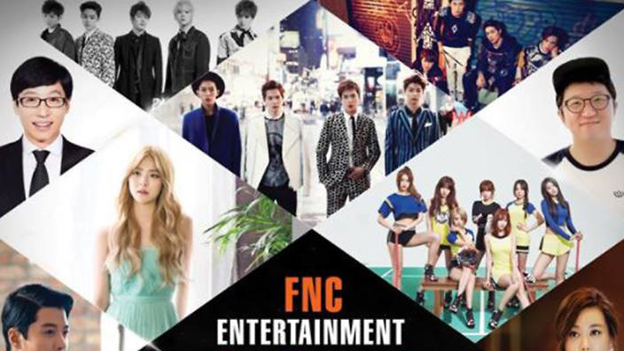 FNC Entertainment global audition coming to Thailand and Australia