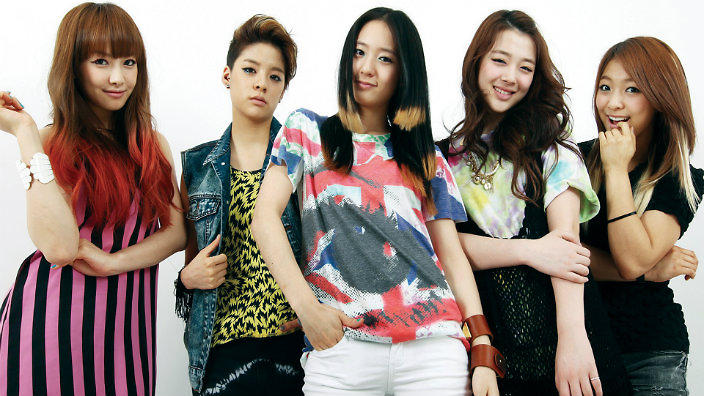 8 fun facts about f(x) | SBS PopAsia