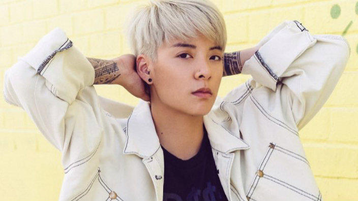 f(x)'s Amber shares her own #MeToo harassment story   SBS ... F(x) Amber Pink Tape