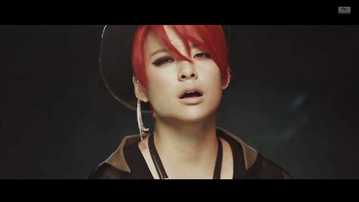 TOP 17 sexiest K-pop comeback hair styles of 2014 | SBS ... F(x) Amber Red Light