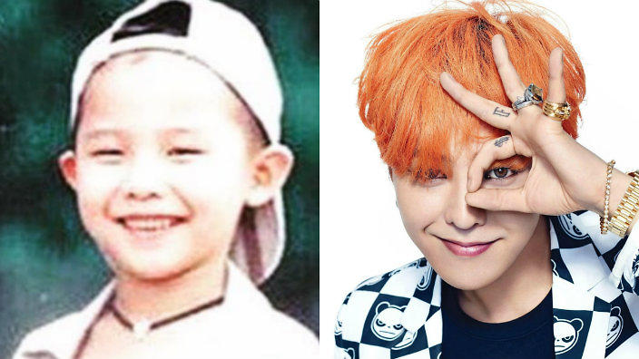Baby G Dragon The Inventor Of Popular Finger Heart Gesture
