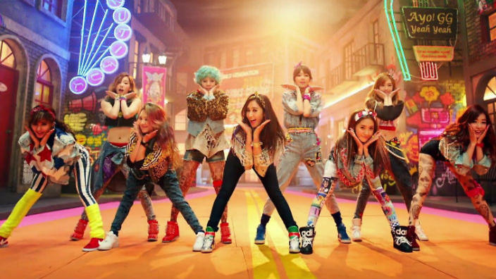 Holy ****, someone just leaked Girls' Gen's 'I Got A Boy
