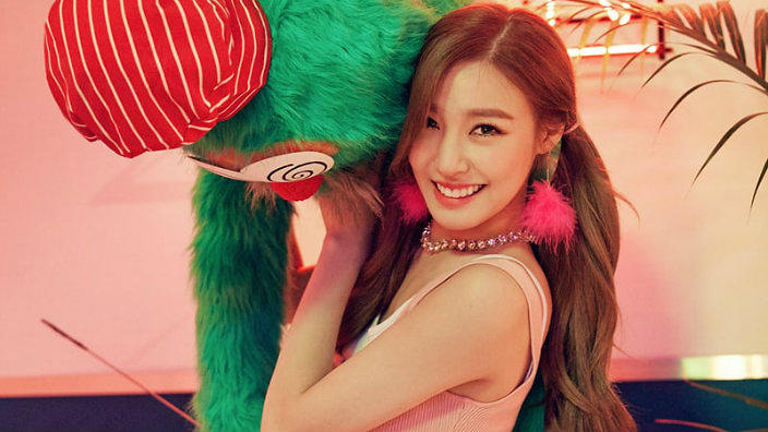 SNSD's Tiffany has changed her name for her solo career ...