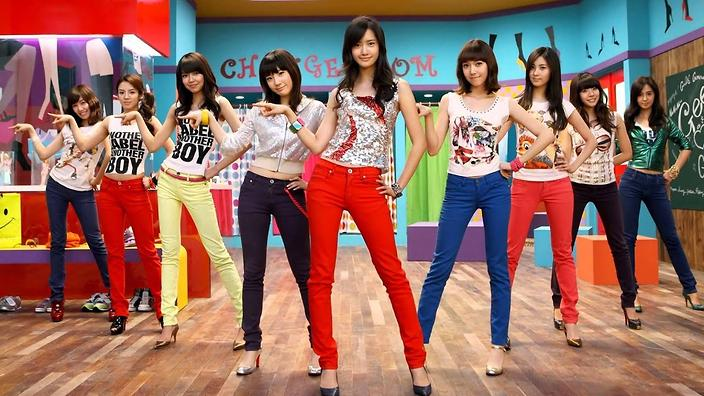 Throwback: Girls' Generation released