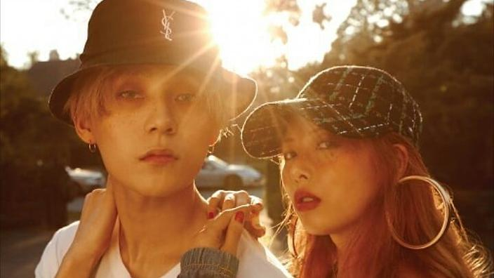 HyunA and E'dawn kicked out of Cube Entertainment