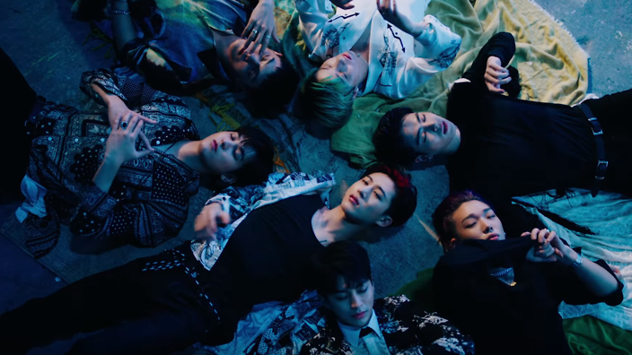 WATCH: iKON are a whole mood in