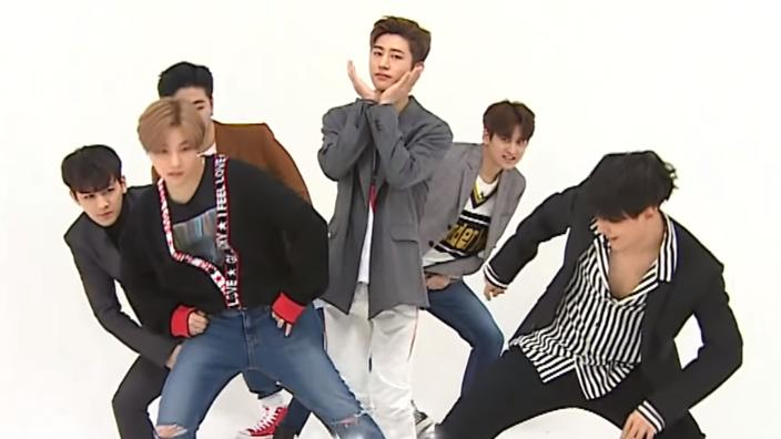 Watch: iKON's