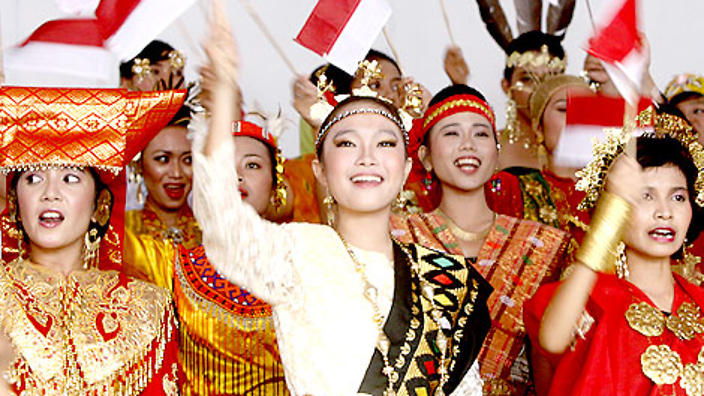 Indonesia national day