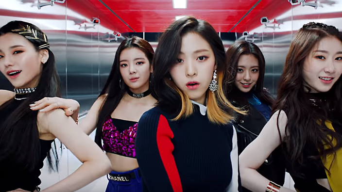 ITZY are now the debut K-pop group with most MV views in 24