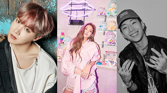 K-pop idols who can sing AND rap | SBS PopAsia