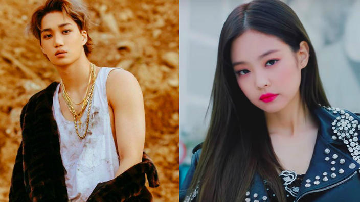 EXO's Kai and BLACKPINK's Jennie confirmed to be dating | SBS PopAsia