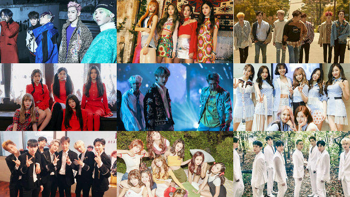 poll which k pop artist should perform at the 2018 amas sbs popasia