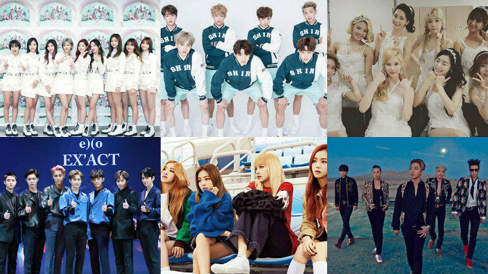 POLL: Which K-pop fandom is the best? | SBS PopAsia