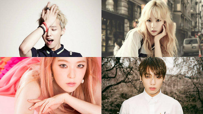 Here are the 16 most popular male K pop idols as voted by gay men in Korea: Infinite s Wooh