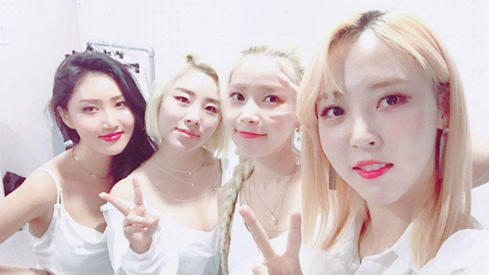 MAMAMOO are making a summer comeback | SBS PopAsia