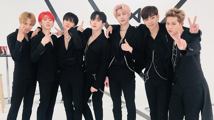 MONSTA X confirmed to appear o...