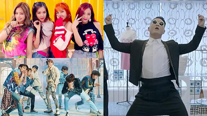 Most viewed K-pop music videos in the first 24 hours | SBS PopAsia