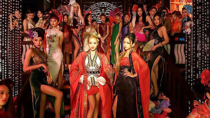 """Jolin Tsai & Namie Amuro collaborate for """"I'm Not Yours"""