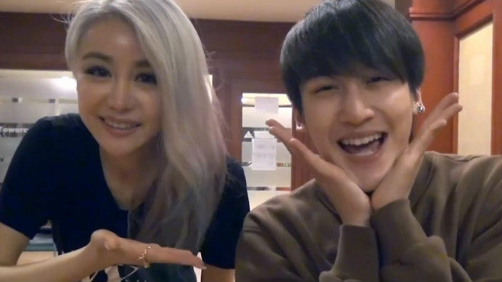Prince Mak and YouTube star Wengie bonded over a video