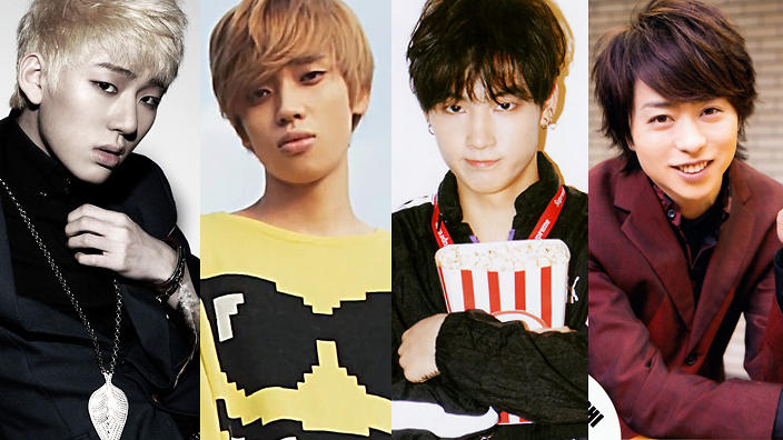 Asian pop artists