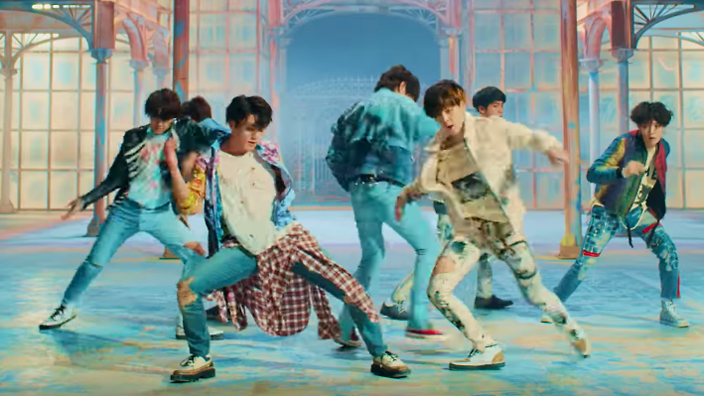 Bts Love Yourself Tear Tops Charts Globally Achieves Perfect