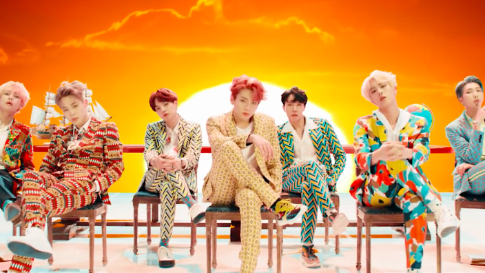 What fans are saying about BTS'