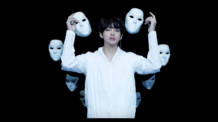 Bts V Gives Us A Smooth Jam With Singularity Fans Are V
