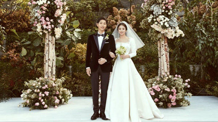 6 Asian drama couples that married after co-starring together | SBS
