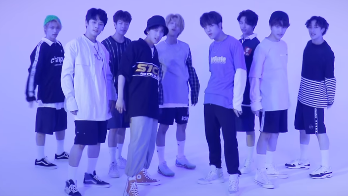 Best Cycling App >> WATCH: Stray Kids dance to TWICE, GOT7 and more JYP groups ...