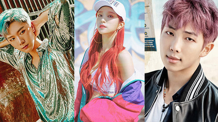 Idols Who Would Ve Been Successful Even If They Didn T Join K Pop Sbs Popasia