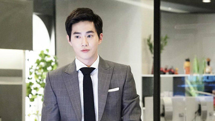 Exo S Suho Looks So Suave In Teaser Photos From New Drama Sbs Popasia