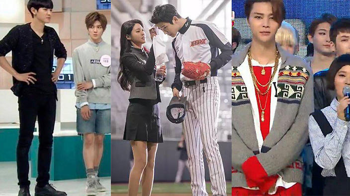 The tallest male idols in K-pop | SBS PopAsia
