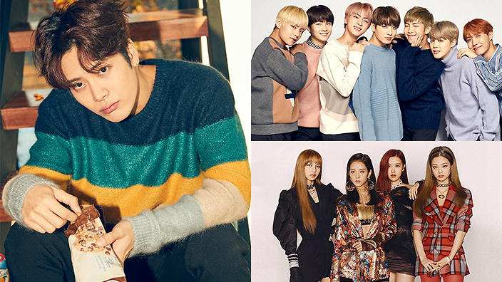 BLACKPINK, BTS, Jackson Wang and more nominated in Teen