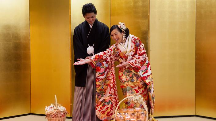 Traditional Japanese Wedding.Japanese And Australian Couples Have Something In Common They Re
