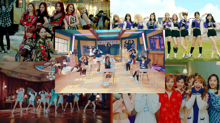 Twice Have The 5 Most Disliked K Pop Group Mvs On Youtube Sbs Popasia