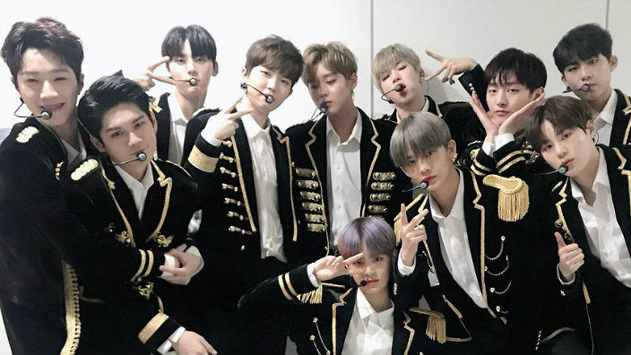 Wanna one confirm melbourne show date and venue sbs popasia stopboris Choice Image