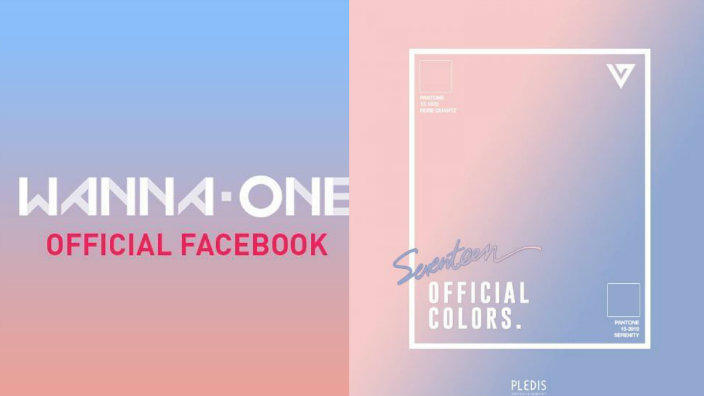 Fans Think Wanna One Are Using Seventeen S Official Colours Sbs