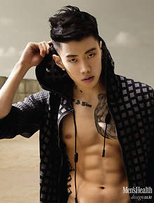 Jay Park cover of Mens health