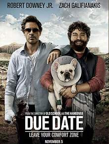 Due Date (Leave Your Comfort Zone) (English Version)