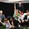 Radio and TV Schedule feature BTS
