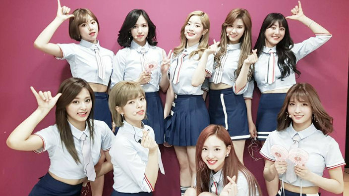 Twice is helping students learn english one mv at a time sbs popasia twice is helping students learn english one mv at a time twices new signal mv has been immensely popular ever since it was released a few weeks ago stopboris Images