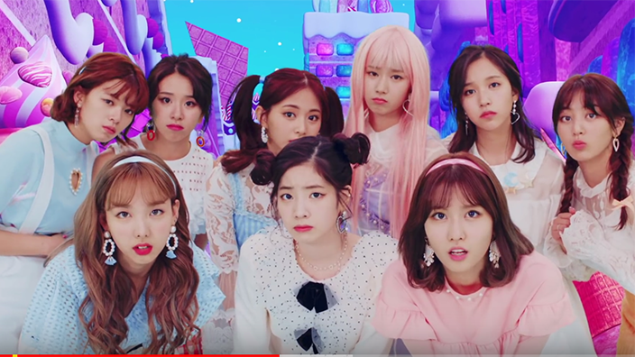 Twice have been animated and theyre sah cute sbs popasia twice have been animated and theyre sah cute twice get animated in their latest japanese mv for candy pop which landed online late last night stopboris Images